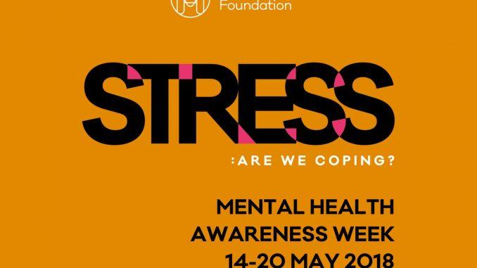 mental health awareness week 2018 gareth hardy